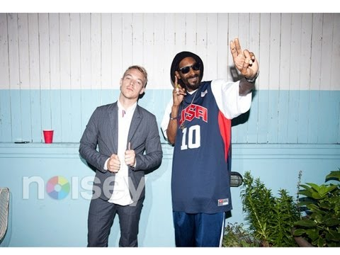 We Got High With Snoop Lion - Noisey Specials