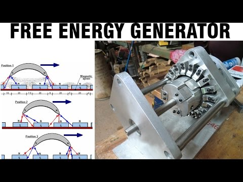 freie energie generator magnetmotor bauanleitung how to save money and do it yourself. Black Bedroom Furniture Sets. Home Design Ideas