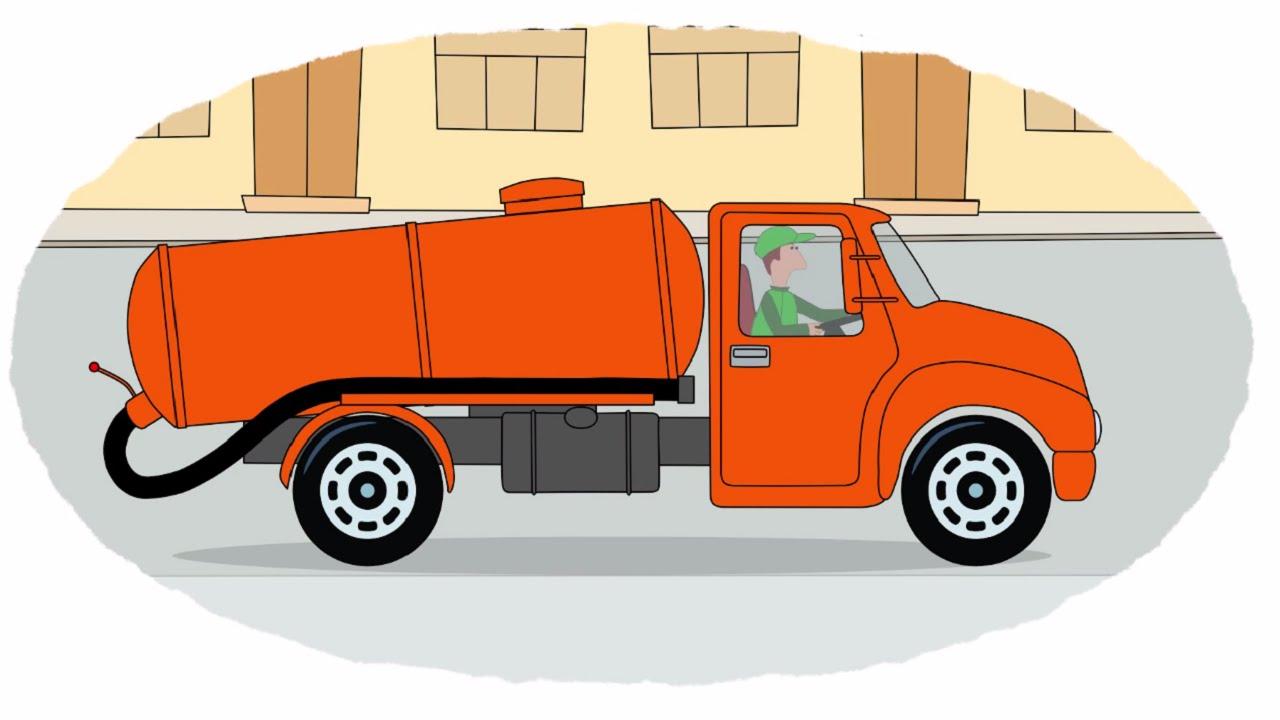 Трактор мульт раскраска