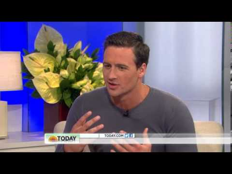 Ryan Lochte: 'I'm not your average Olympian'