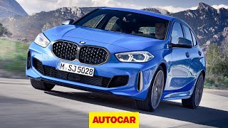 2020 BMW 1 Series review | Can it be a proper BMW without rear-wheel drive? | Autocar