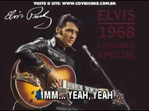 Elvis Presley   Suspicious Minds