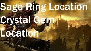 Dark Souls 3 - Sage Ring Location And Crystal Gem
