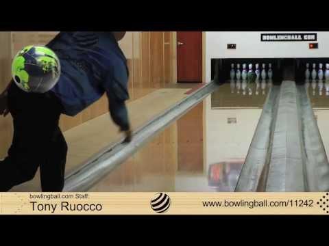 bowlingball.com DV8 Ruckus Bowling Ball Reaction Video Review