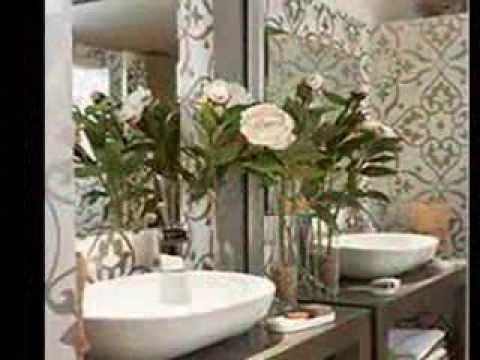 Pode-se usar papel de parede banheiro? - YouTube