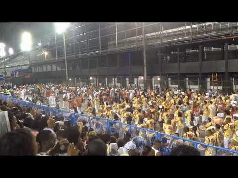 Salgueiro Ensaio Técnico 2013 - Carnival Essay Sambadrome - Rio de Janeiro