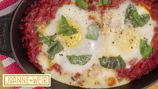 Just The Recipes: Joanne Weir's Eggs in Purgatory | KQED