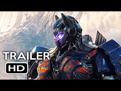 Transformers 5: The Last Knight Trailer + Super Bowl Trailer (2017) Mark Wahlberg Action Movie HD