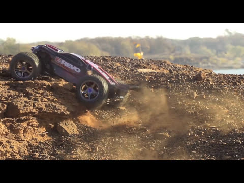 Traxxas E-Revo Brushless Edition - Now with Waterproof Electronics!