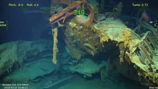 USS Juneau Confirmed Discovery Long Version Voice of Robert Kraft