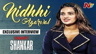 Stunning Beauty Nidhhi Agerwal Exclusive Interview | Ismart Shankar | NTV Live