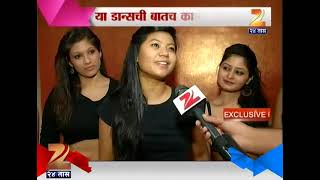 star plus show dance plus : Banjara Girls dance and chat