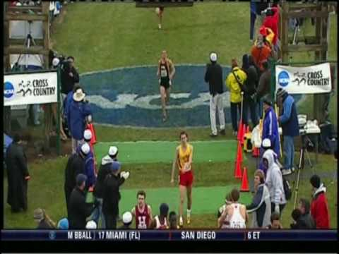 2008 NCAA Men's Cross Country D1 Championship Race (4 of 4)