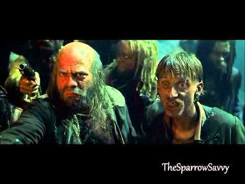 Pirates of the Caribbean - The curse of the Black Pearl - Parlay...