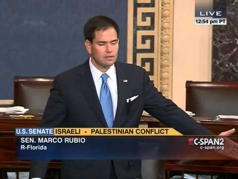 Rubio: 'Outrageous' American Media is Defending Hamas