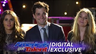 Cinematic Pop's Second Performance Ever Blows the Judges' Minds - America's Got Talent 2016 (Extra)
