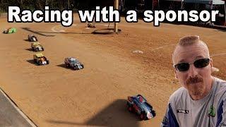 Mudboss racing   RC racing with a sponsor