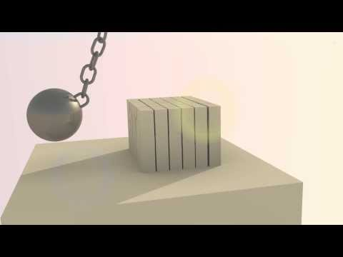 WreckingBall Blender \\ [HD]