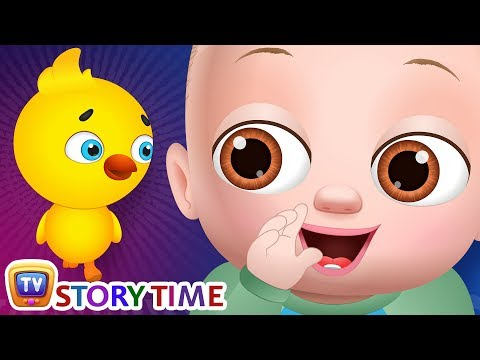 Baby Taku and the Little Chick - ChuChuTV Bedtime Stories for Kids