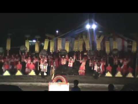 GINGOOG CITY KALIGA FESTIVAL 2014  KALIPAY NHS-  CHAMPION