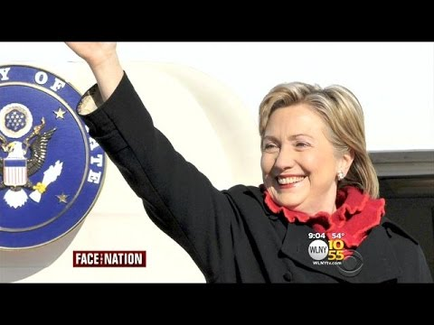 Hillary Clinton Officially Enters Presidential Race