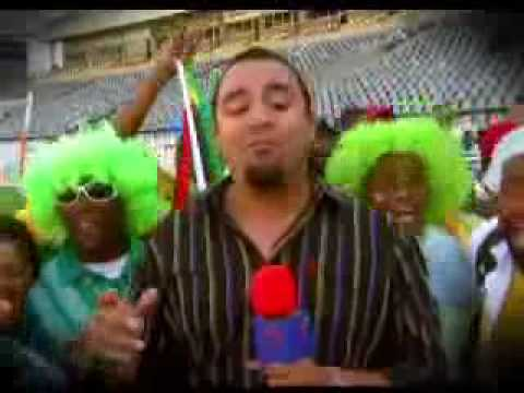 DR Alban - Hello South Africa - World Cup 2010