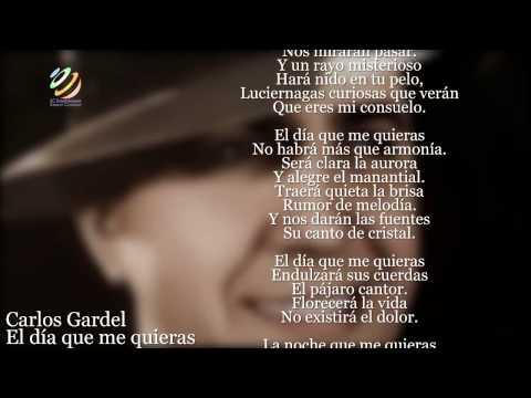 Carlos Gardel - El Día Que Me Quieras