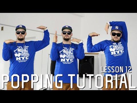 Popping Tutorials | Lesson 12 - King tut