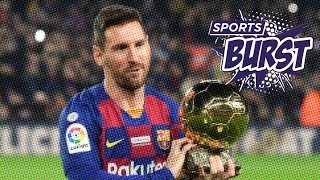 Sports Burst - Messi celebrates his 6th with a threefold