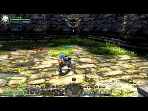 Dragon Nest PvP Gameplay HD