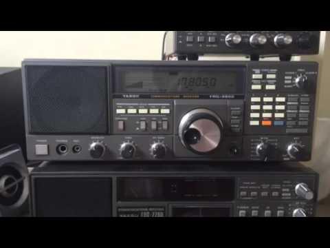 17805 KHz Radio Riyadh Saudi like a local am in Oxford UK