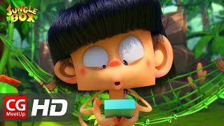 "CGI Animated Short Film: ""Jungle Box - Super Ball & Rubber Glove - Ep2"" 