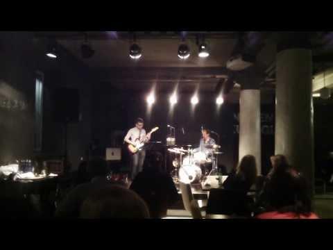 Markku Ounaskari - Jaak Sooäär live at NO99 Jazz Club in Tallinn
