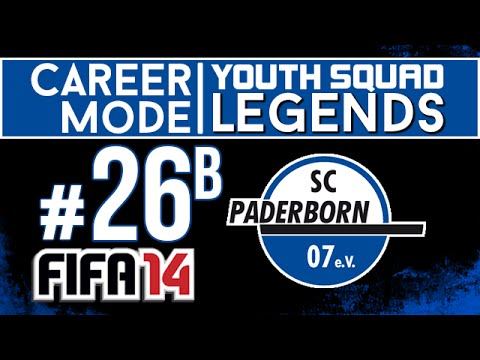 FIFA 14 Career Mode - Youth Squad Legends 3 Ep. 26b