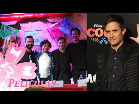 🍭 Gael Garcia Bernal shares a beautiful reflection on Coco | Gael Garcia Bernal detrás de cámara
