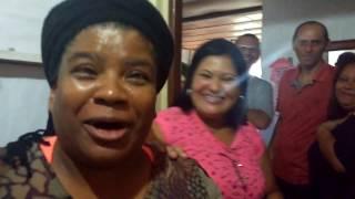 Bife de batata + visitas do Rio de Janeiro