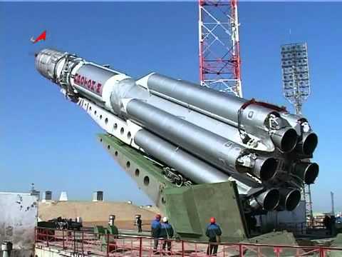 Chuẩn bị cho ra mắt tên lửa Proton-M