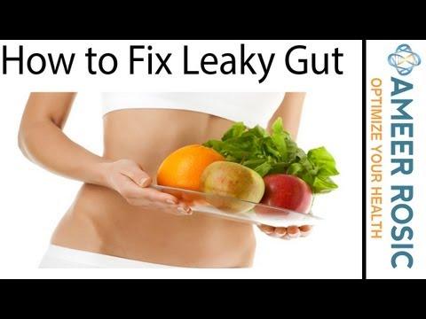 How to repair leaky gut