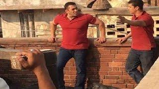 SULTAN - Salman Khan Stunts With Body Double!