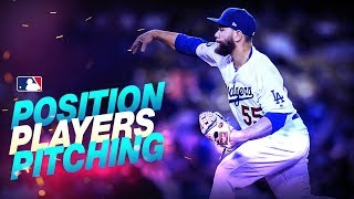 MLB Position Players Pitching 2019 (Volume 2)