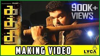 Kaththi - Making Video Promo