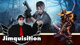 The Funny Brilliance Of Resident Evil 4 (The Jimquisition)