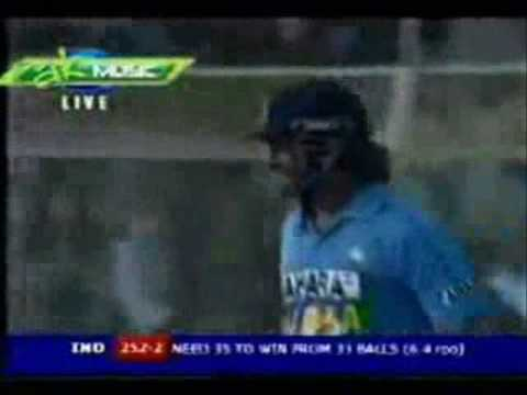 Ms Dhoni-indian Gladiator video