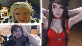 Cowsep Nasus One Shot | Sneaky gets Deleted! | EMIRU T H I C C  | The A Stream #54