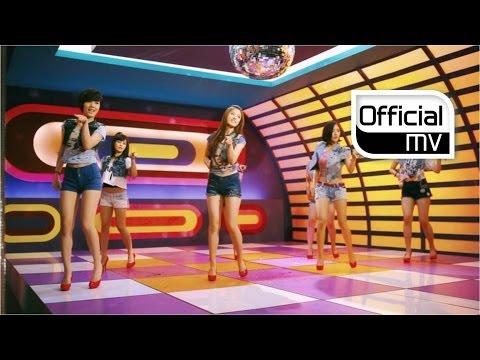 [MV] T-ARA(티아라) _ Round and round(빙글빙글)