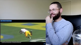 Rugby Player Reacts to REGGIE BUSH USC Football Career Highlights!