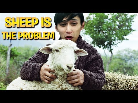 SHEEP WAS THE PROBLEM OR THE SOLUTION (SingSing Dota 2 Highlights #1153)