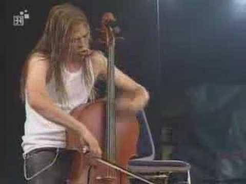 Apocalyptica - Enter Sandman (Live)