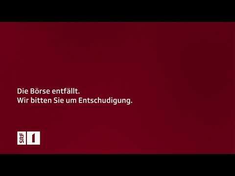 SRF Börse – Ausfall aufgrund technischer Störung (08.10.2018 / 19:25 Uhr)