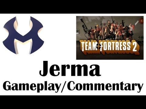 TF2: Demo/Spy on Gorge by Jerma (Gameplay/Commentary)